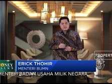 Erick Thohir Ungkap Lagi Bentuk Sinergi BRI PNM & Pegadaian