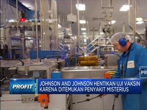 Johnson And Johnson Hentikan Uji Vaksin Corona Tahap 3