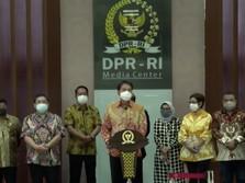 Besok, DPR Kirim Draf Final UU Cipta Kerja ke Jokowi