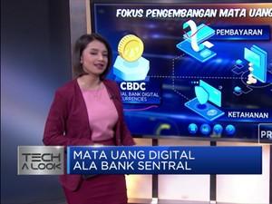 Mata Uang Digital Ala Bank Sentral