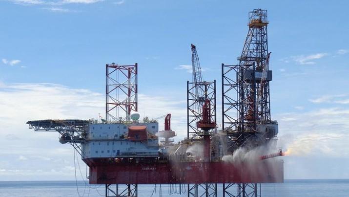 Medco e&p natuna temukan cadangan gas di perairan natuna. (SKK Migas)