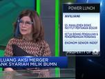 Ekonom: Merger, Upaya Penguatan Permodalan Bank Syariah