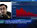 Pasar Nantikan RDG BI, IHSG Bergerak Dinamis