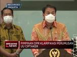 Simak! Pimpinan DPR RI Klarifikasi Perumusan UU Ciptaker