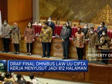 Tanggapan Prabowo-Sri Mulyani & Perubahan Naskah UU Ciptaker