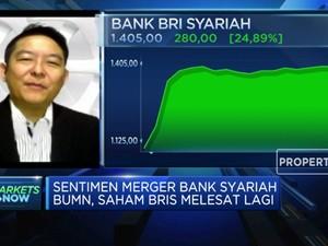 Uji Prospek Saham BRIS di Tengah Sentimen Merger Bank Syariah