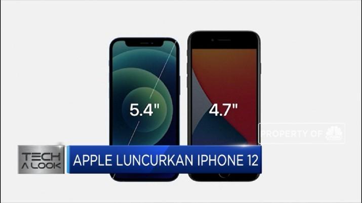 Apple Resmi Luncurkan IPhone 12 (CNBC Indonesia TV)