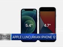 Apple Resmi Luncurkan IPhone 12, Begini Penampakannya