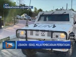 Lebanon - Israel Mulai Pembicaraan Sengketa Perbatasan