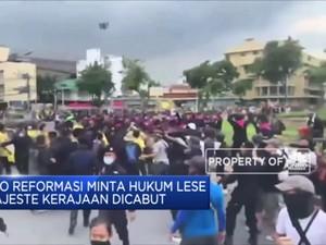 Tuntut PM Mundur, Demo Di Thailand Kembali Memanas