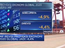 Tahun Pandemi Ekonomi Tak Berseri