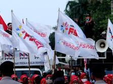 Buruh Batal Demo Omnibus Law di Sekitar Istana, Ada Apa Nih?