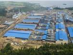 4 Pabrik Komponen Baterai Rp 43,5 T Dibangun di Morowali