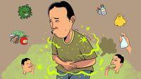 Norovirus Ada di RI: Gejala, Penularan, Obat & Pencegahannya