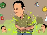 Heboh Wabah Norovirus, Ini Dua 'Senjata' Mencegahnya