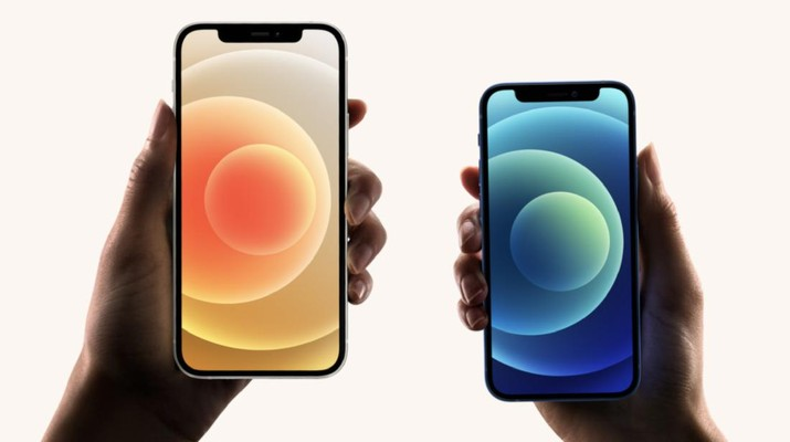 iPhone 12 & iPhone 12 mini (Official iPhone)