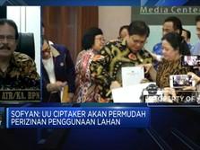 Menteri ATR Pastikan Kemudahan Izin Lahan Secara Elektronik