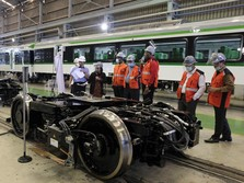 Wow! Selain Pesawat, Indonesia Juga Ekspor Kereta Api