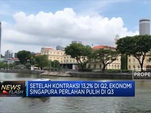 Q3-2020 PDB Singapura Diramal -7%