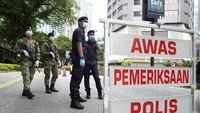 Rekor! Malaysia Umumkan 24 Kematian Akibat Covid-19 Hari ini