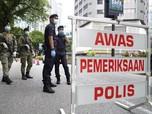 Jelang Lebaran, Malaysia Mendadak Lockdown Nasional