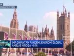 Dihantam Pandemi, Ekonomi Global  Amblas Hingga -4,4% di 2020