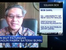 3 BUMN Bentuk Holding Indonesia Battery, Ini Peran PLN