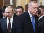 Putin Puji Erdogan 'Setinggi Langit', Sering Berantem Tapi...