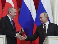 Gara-gara Rudal, Putin & Erdogan Makin Mesra dalam Militer