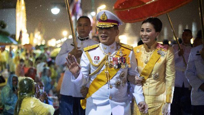 Bukan Raja Salman dari Arab, Raja Thailand Terkaya Sedunia