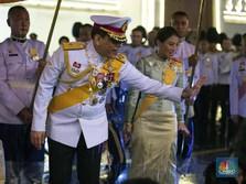 Raja Thailand Turun Gunung, Ini Pesan Khusus ke Pendemo