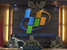 Ekspor September 2020 Masih Loyo, Capai US$ 14,01 M
