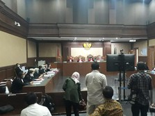 Sidang Tuntutan Jiwasraya Mulai, Bentjok & Heru Hidayat Hadir