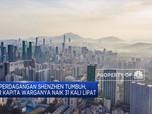 Sukses Bangun Shenzhen,China Berambisi Integrasikan Hong Kong