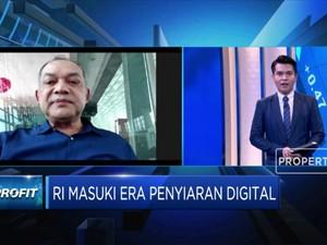 ATVSI: Transformasi Penyiaran Digital Terhambat Infrastruktur