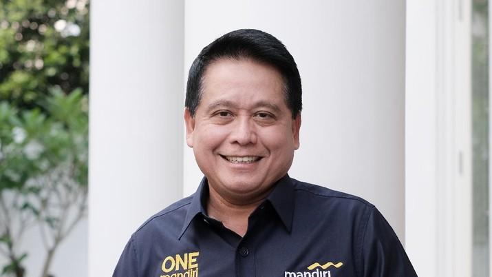 Wakil Direktur Utama Bank Mandiri Hery Gunardi