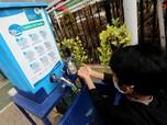 Hari Cuci Tangan Sedunia 2020 Jadi Momentum Cegah Covid-19
