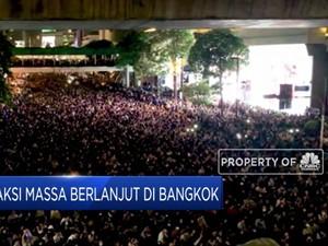 Aksi Demo Berlanjut, Thailand Berlakukan Keadaan Darurat