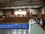 Bentjok & Heru Hidayat Dituntut Penjara Seumur Hidup