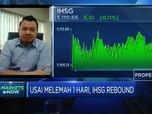 Kembali Rebound, IHSG Sesi I Diproyeksi Bergerak Mix
