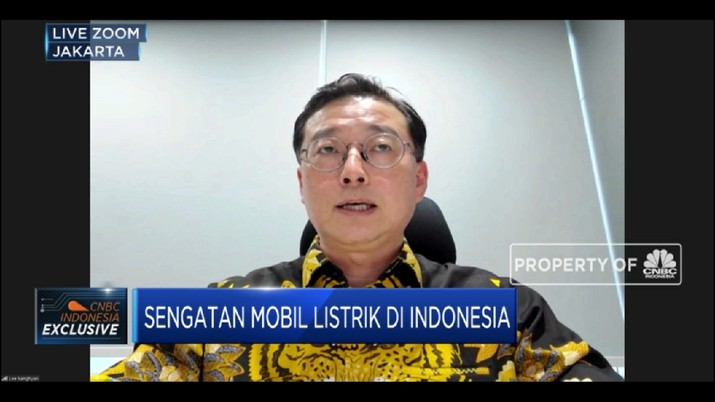 November 2020, Mobil Listrik Hyundai Seharga Rp 700 Juta Siap Masuk RI (CNBC Indonesia TV)