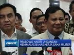 Prabowo Hadiri Undangan Menhan AS Bahas Kerja Sama Militer