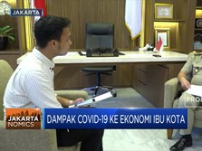 Tekan Kasus Covid-19, Ini Pesan Wagub Bagi Warga DKI Jakarta