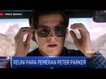 Reuni Para Pemain Peter Parker di Film Terbaru Spiderman?