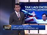 Tak Lagi Dicekal, Prabowo Sambangi AS