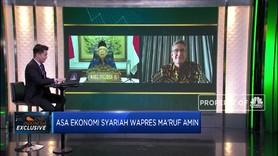 Strategi Wapres Ma'ruf Amin Dorong Industri Keuangan Syariah