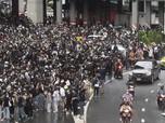 Di Tengah Covid, Intip Demo 4 Hari Berturut-turut di Bangkok