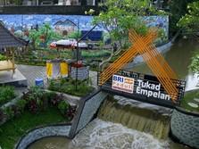 Dulu Penuh Sampah, Penampakan Tukad Empelan Bali Bikin Kaget