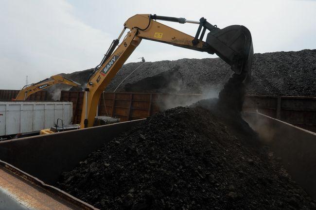 Tak Naik, Produksi Batu Bara RI di 2021 Dipatok 550 Juta Ton