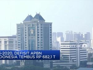 Defisit APBN Indonesia Tembus Rp 682,1 T pada Q3-2020